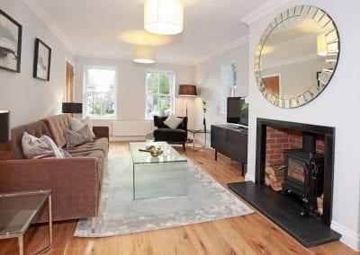 Plot 1 Living Room