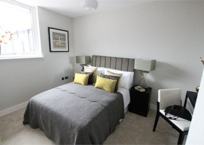 Flat 15 Bedroom 2